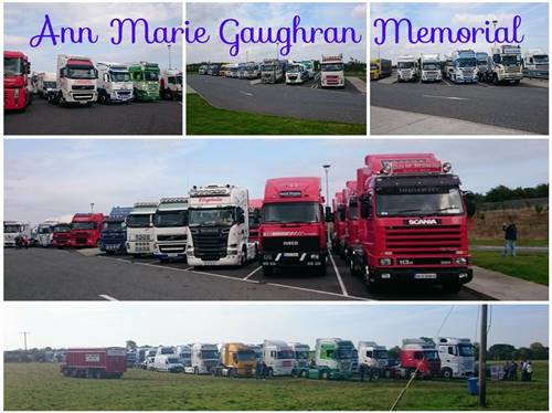 Anne-Marie Gaughran Memorial Truck Run)