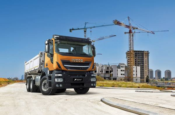 IVECO is preparing to launch the Stralis X WAY)