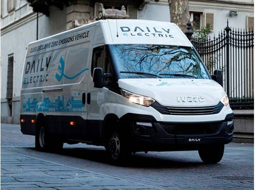 IVECO has won two accolades)