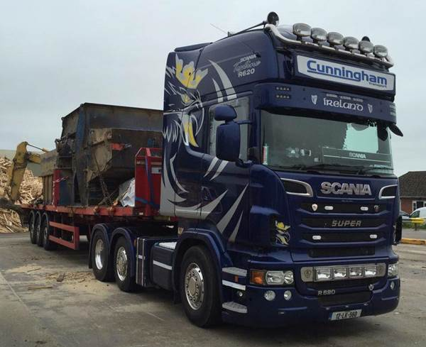 Cunningham Transport)