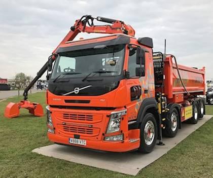Volvo Trucks FM Series)