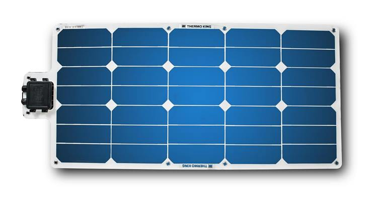 Thermo King ThermoLite Solar Panels)