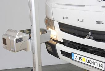 Automotive Services Launch AHS-LightFlex RSA Compliant Headlight Testers)