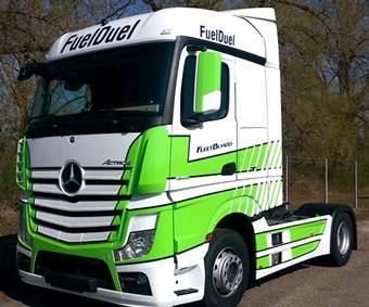 Mercedes-Benz Fuel Duel Challenges )