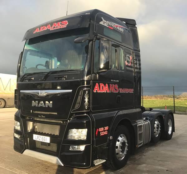 Adams Transport)