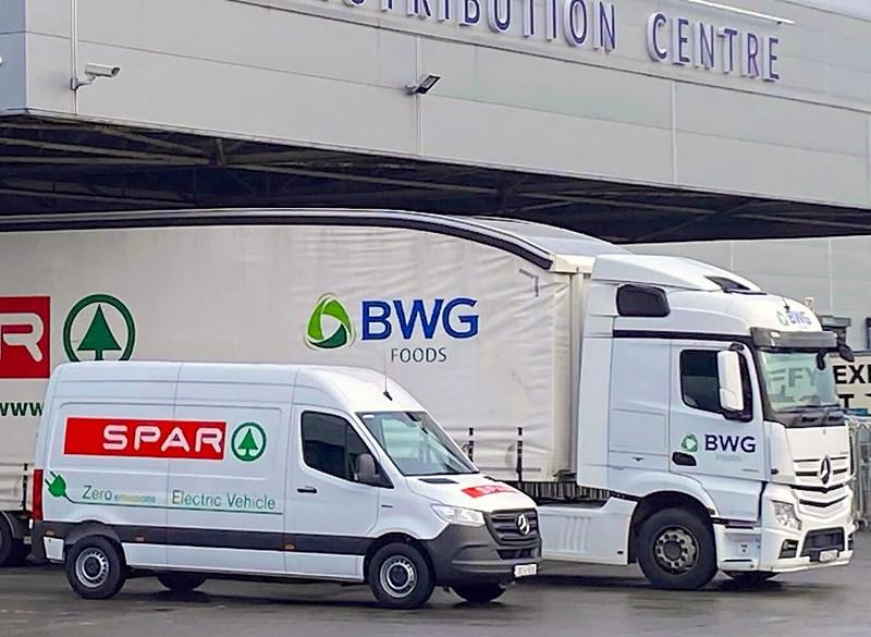 BWG Foods eSprinter)