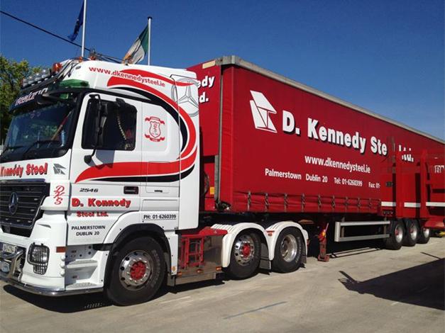 D Kennedy Steel)