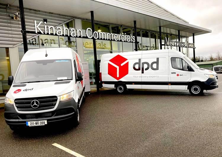 DPD - Mercedes-Benz)