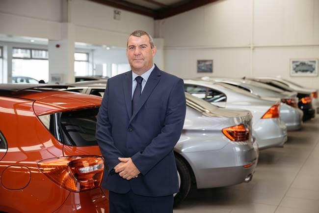 Donal Murphy, Managing Director Bluestone Motor Finance)