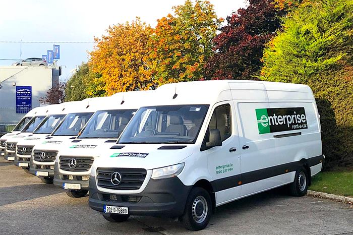 Enterprise - Mercedes-Benz)