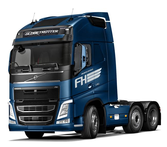 FH Unlimited Edition tractor unit)