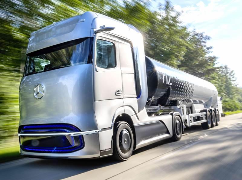 Mercedes-Benz GenH2 Truck)