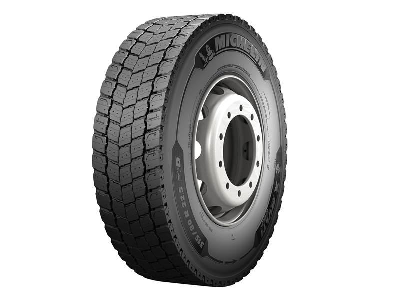 Michelin X Multi Energy D)