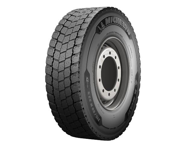 Michelin expands Truck Tyre Range)