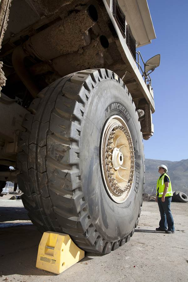 Michelin industrial tyre training courses)