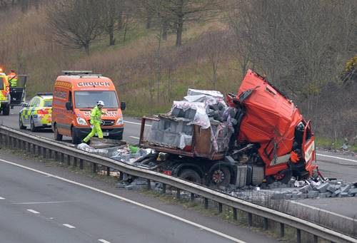 Paul Cooling - A14 Accident Welford)