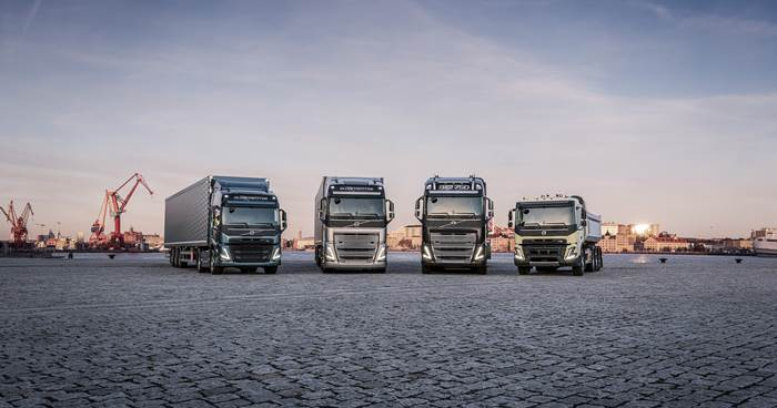 Volvo Trucks dealers across the UK and Ireland have begun taking orders for the company's new generation of heavy commercial vehicles)