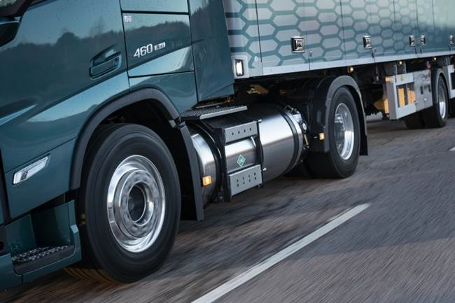 Volvo Trucks has seen a real push towards gas-powered vehicles across Europe)