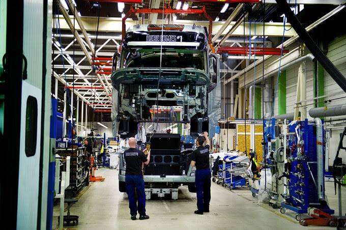 Volvo production)