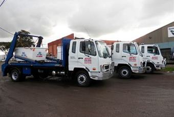 DC Bins has added two Allison equipped Fuso Fighter FK 62 1224s to its 20-truck fleet )
