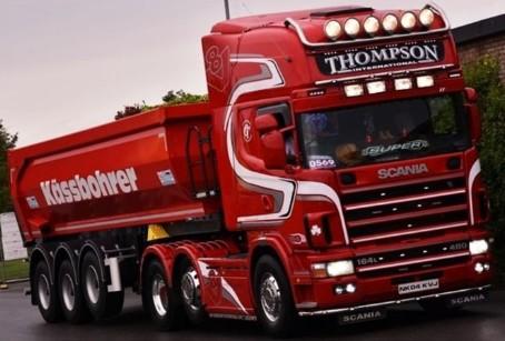 National Truck Run 2021)
