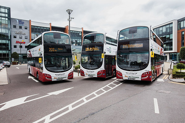 Bus Éireann is an iconic Irish brand and has been a service provider to the State since 1987.)