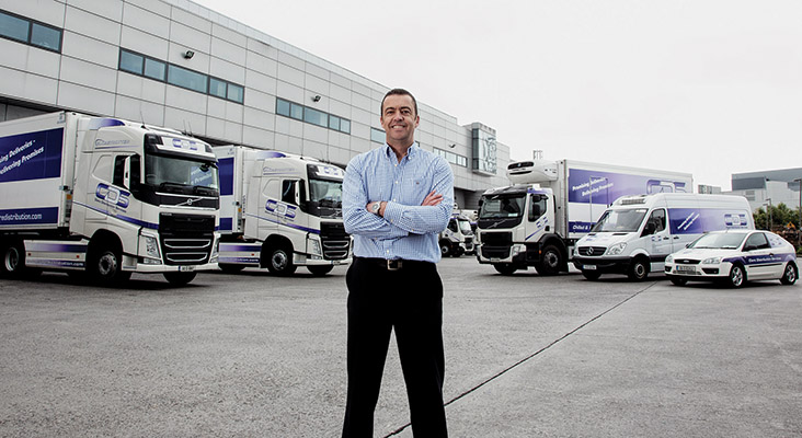 Clare Distribution Services have been named 2017 National Haulier of the Year and overall Irish Haulier of the Year at the prestigious Fleet Awards.)