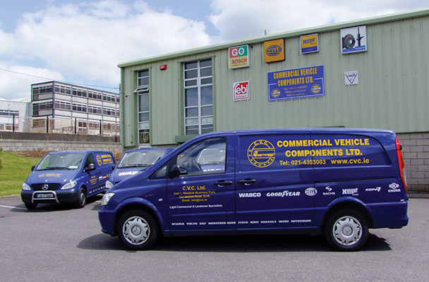 CVC employ 17 staff, all with vast experience in the transport industry.)