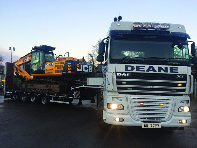 Deane Public Works Ltd act as principal contractor on Contracts. )