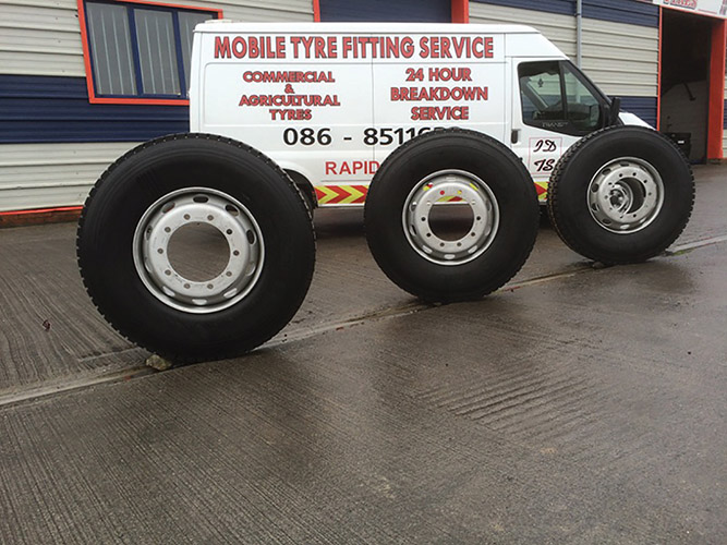 dunne tyres)