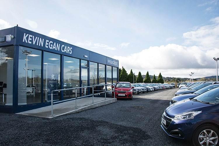 Kevin Egan Car Sales)