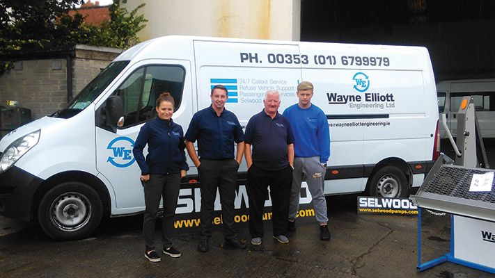 Wayne Elliott Engineering Ltd acts as a stable for some of the top names in their respective markets. )