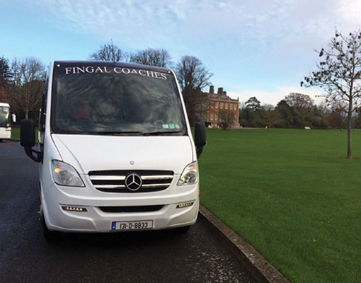 Fingal Coaches have developed into one of Dublin's leading executive coach and mini bus hire companies.)