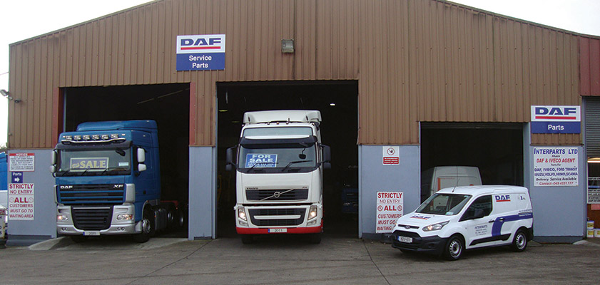 Established by Joe Gormley in 1984, Interparts Drumalee Ltd has come a long way over the past three decades)