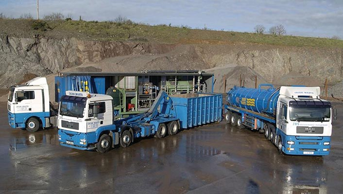 Irish Waste Services adheres to the highest industry standards, something that is reflected in its extensive portfolio of licenses, permits and accreditations.)