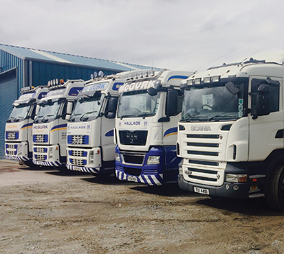 McGurk Haulage Ltd has been providing an unrivalled service since 1995)