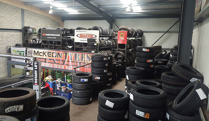 Their tyres are categorised into Premium, Quality and Economy, so they have stock to match your car and your financial circumstances)