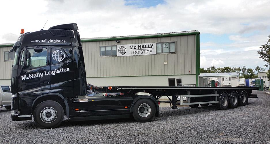 McNally Logistics)