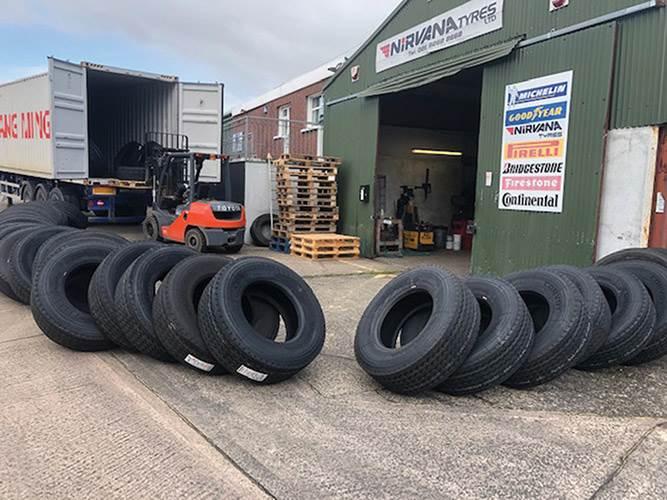 Nirvana Tyres)