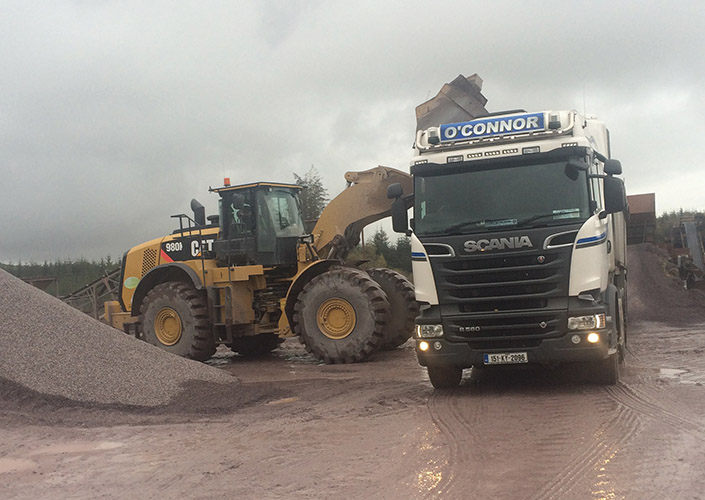 O'Connor Kerry Haulage)