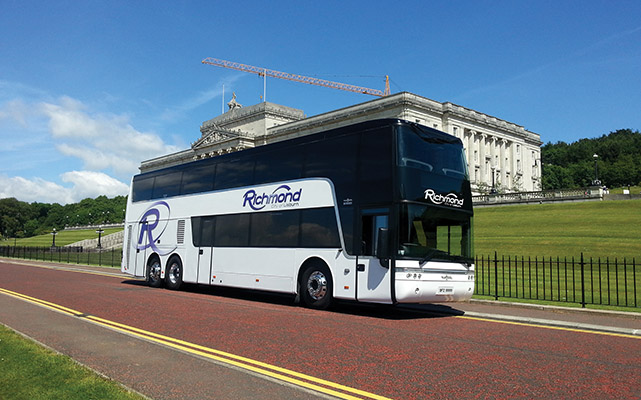 Richmond Coaches Ltd is one of the leading private coach hire and tour operator specialists in Ireland.)
