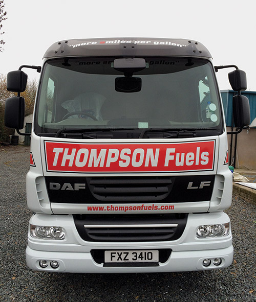 Thompson Fuels has established itself as one of the leading independent fuel providers in Northern Ireland.)