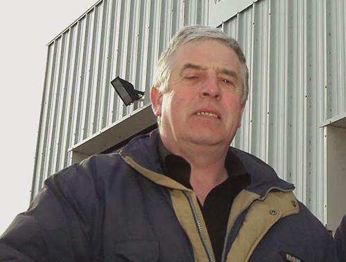 The late Tommie Keeler of Galway Truck Centre)