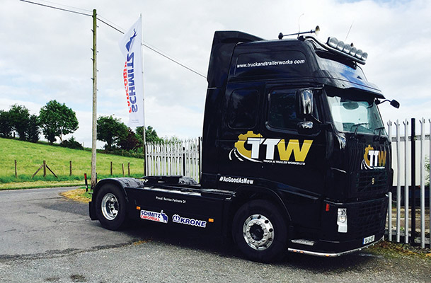 Truck & Trailer Works Ltd. are aggressively expanding their services to also include truck work)