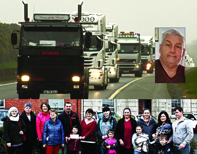 Richard Cunniffe Memorial Truck Run)