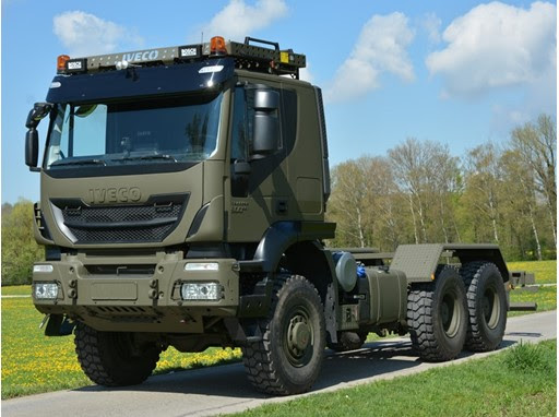 Iveco Defence Vehicles )