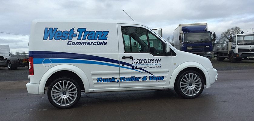 West-Tranz LTD supplies quality used trailers and vans, which are sourced only from reliable and reputable dealers in the UK.)